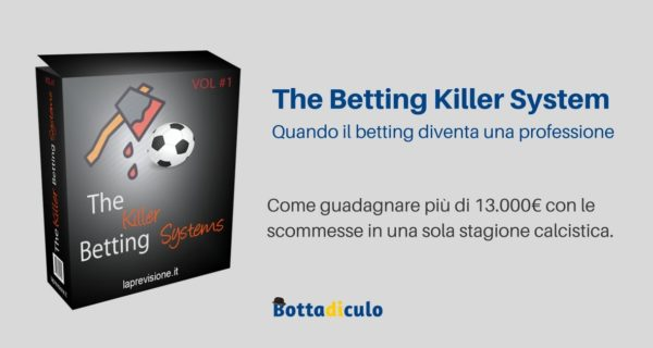 The Betting Killer System
