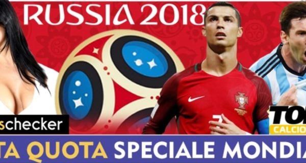 Quote e pronostici in diretta TV per i Mondiali - Oddschecker