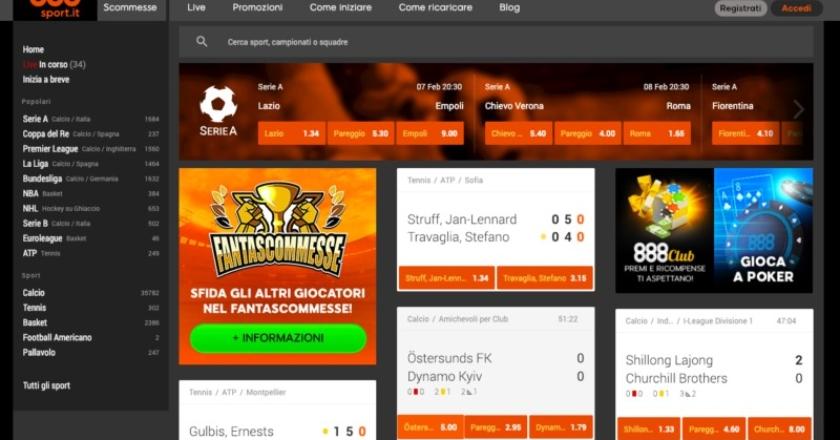 888 Sport: Recensione, Opinioni, Pro e Contro