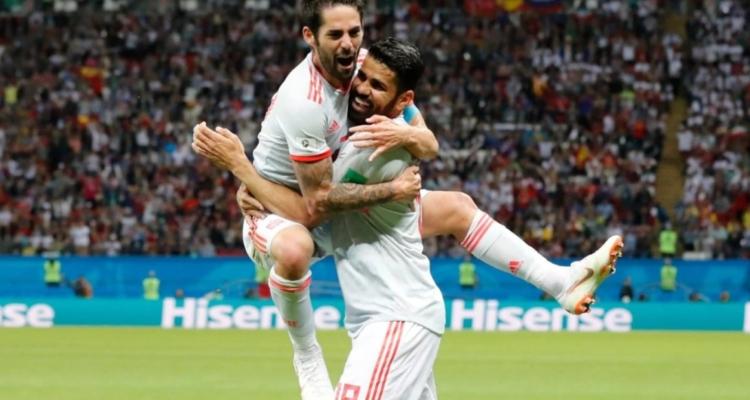 Isco, Diego Costa, Spagna, Mondiali 2018