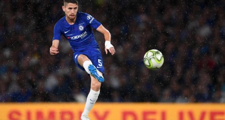 Jorginho, Chelsea