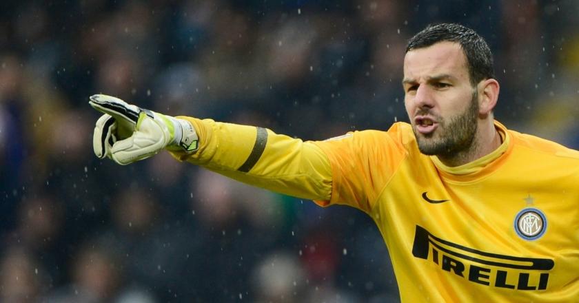 Samir Handanovič, Inter