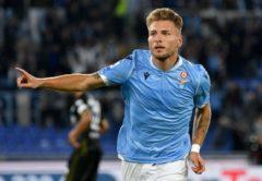 Ciro Immobile, attaccante della Lazio