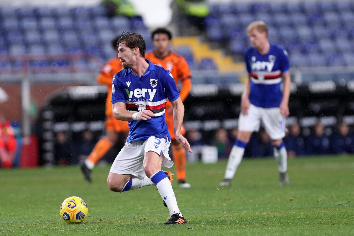 Adrien Silva, centrocampista Sampdoria