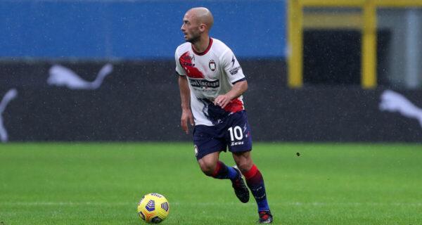 Ahmad Benali, centrocampista Crotone