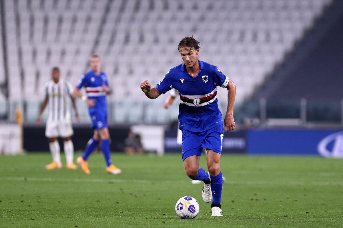 Albin Ekdal, Sampdoria