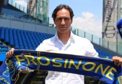 Alessandro Nesta, allenatore Frosinone - Serie B