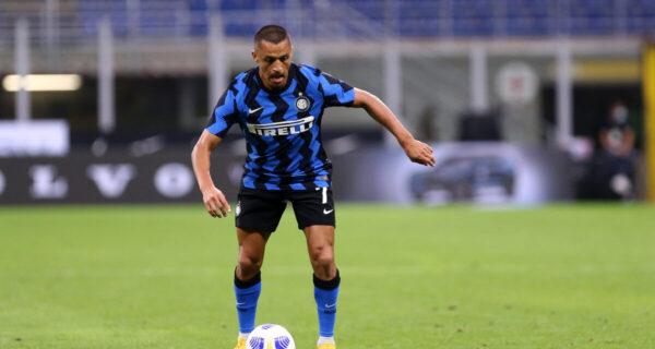 Alexis Sanchez, attaccante Inter