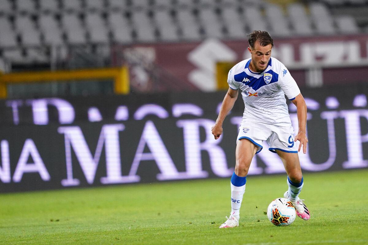 Alfredo Donnarumma, attaccante Brescia