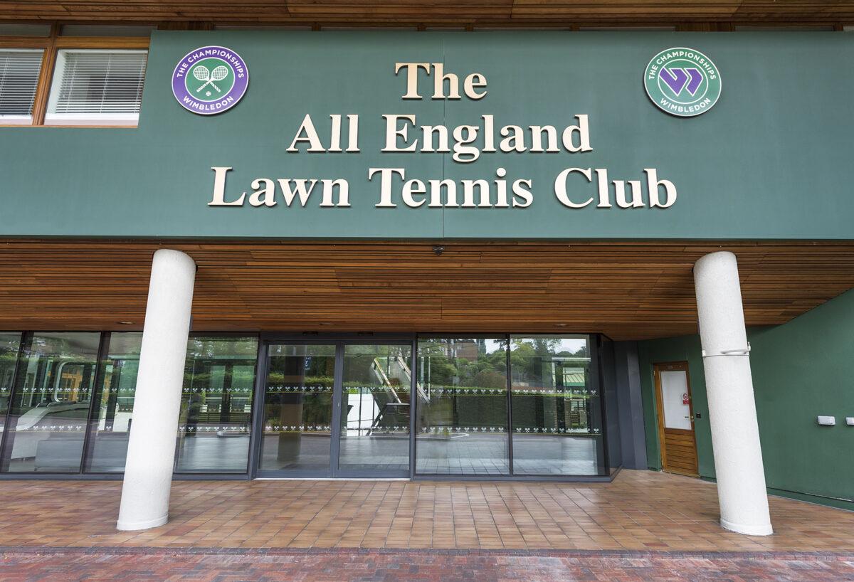 All England Club Wimbledon