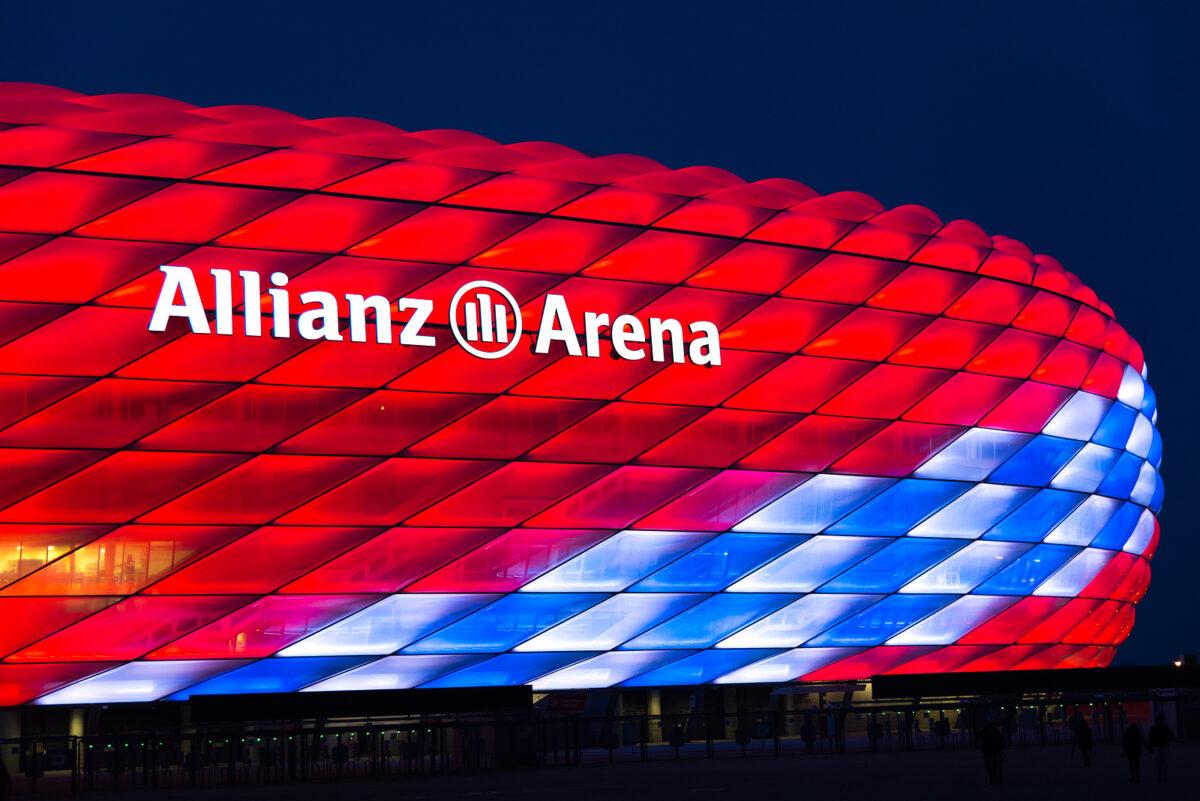 Allianz Arena, Bayern Monaco