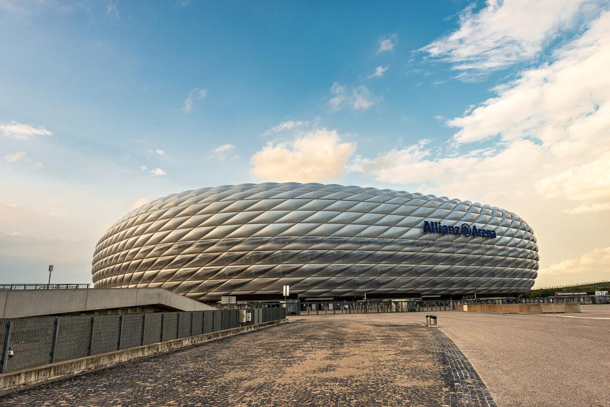Allianz Arena, Monaco di Baviera