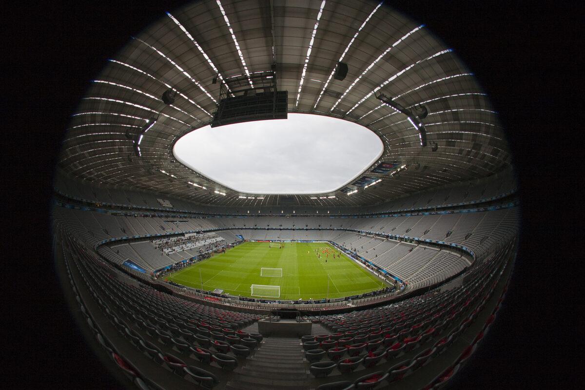 Allianz Arena, Monaco