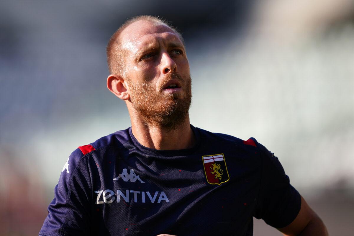 Andrea Masiello, difensore Genoa