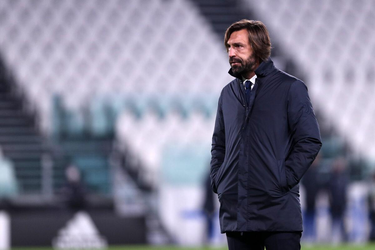 Andrea Pirlo, allenatore Juventus