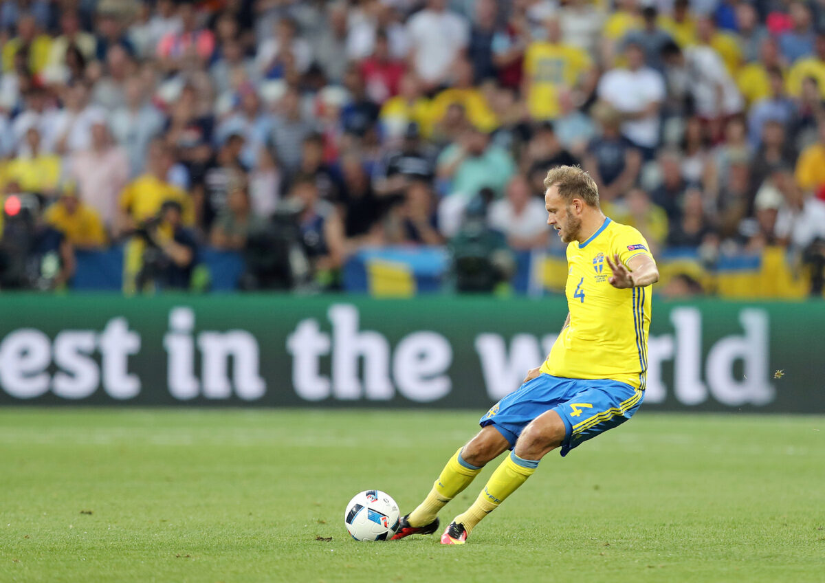 Andreas Granqvist, difensore Svezia