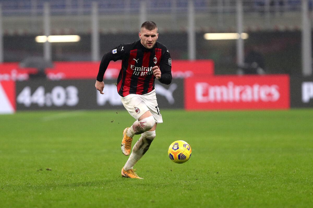 Ante Rebic, attaccante Milan