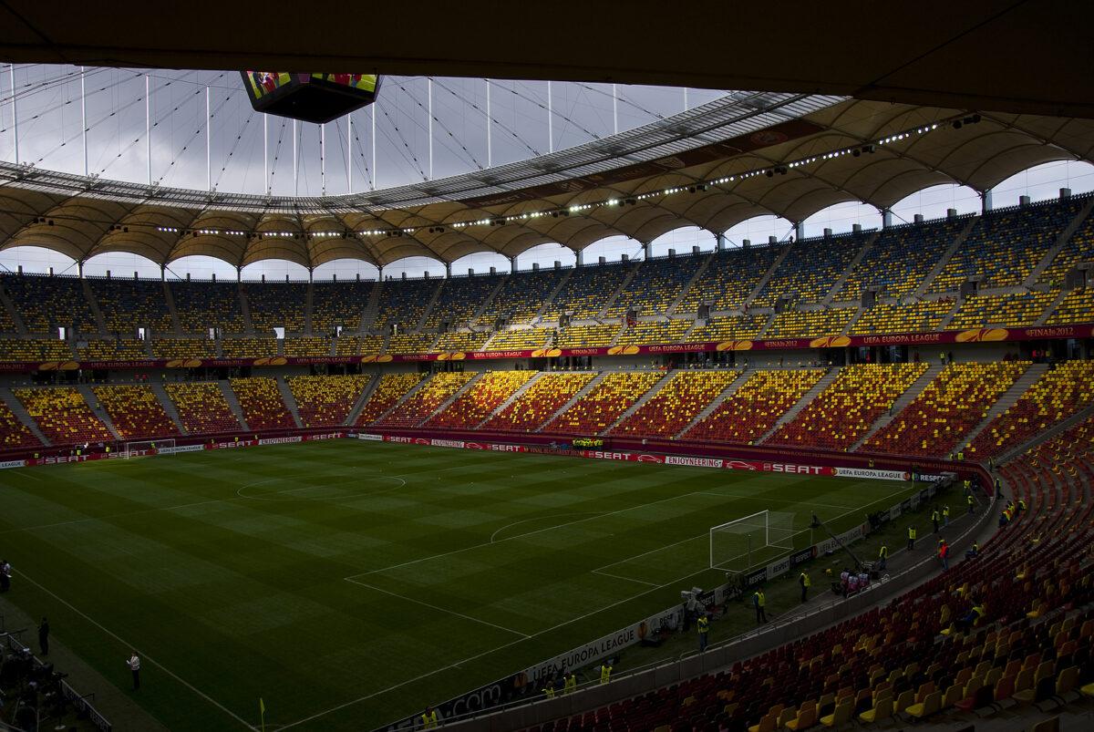 Arena Nazionale Bucarest, Romania
