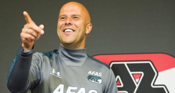 Arne Slot, allenatore AZ Alkmaar - Eredivisie