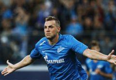 Artem Dzyuba, attaccante Zenit