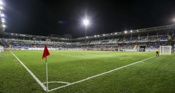 Azerbaijan Baku Stadium