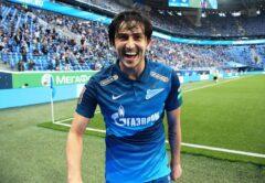 Azmoun, attaccante Zenit