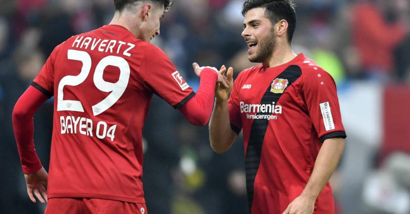 Bayer Leverkusen, Bundesliga
