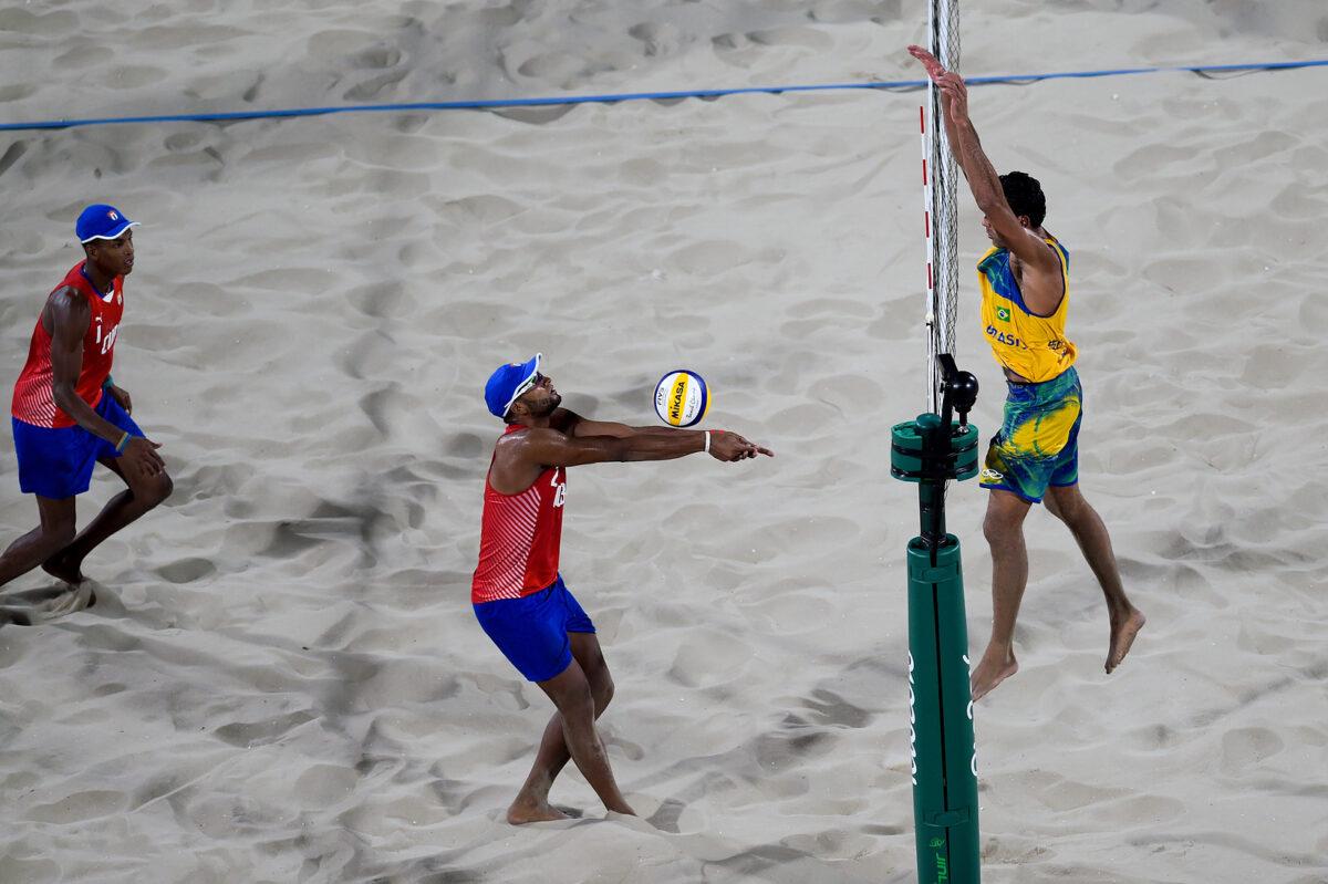 Beach Volley - Olimpiadi