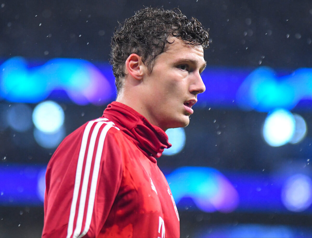 Benjamin Pavard, difensore Bayern Monaco