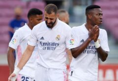 Benzema, Vinicius, Real Madrid
