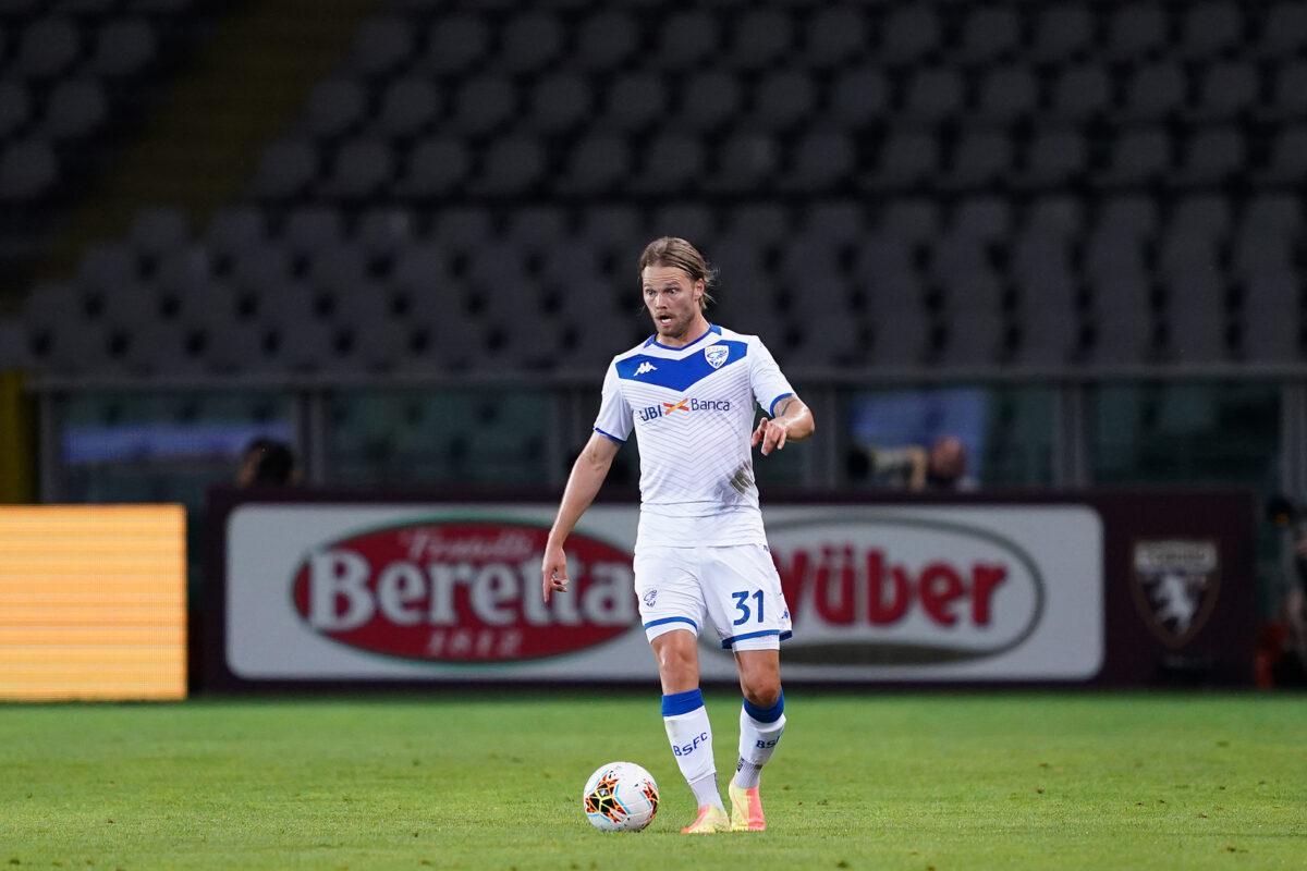 Birkir Bjarnason, centrocampista Brescia