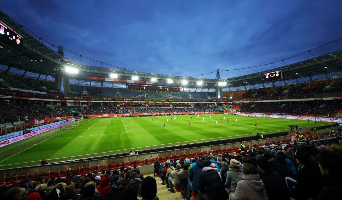CSKA Mosca Arena