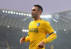 Camillo Ciano, attaccante Frosinone - Serie B