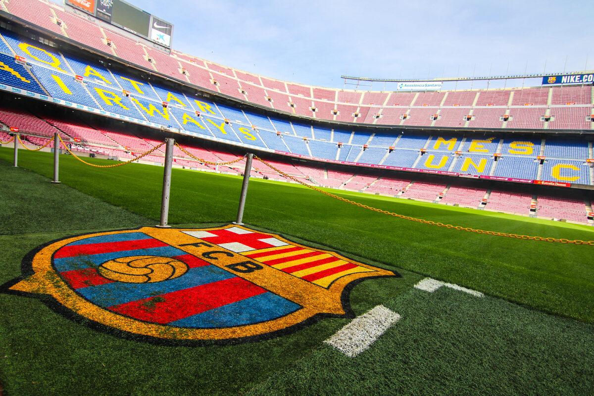 Camp Nou, Barcellona