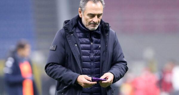 Cesare Prandelli, allenatore Fiorentina