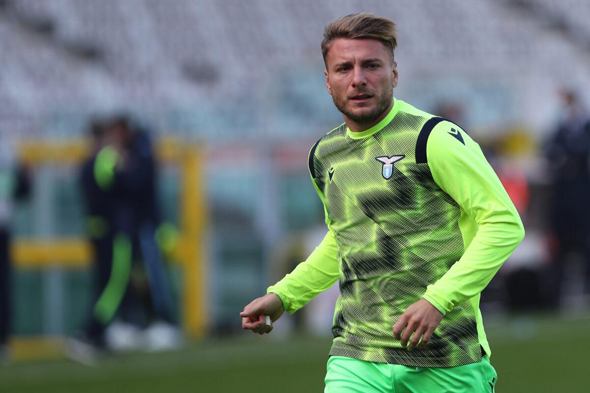 Ciro Immobile, attaccante Lazio