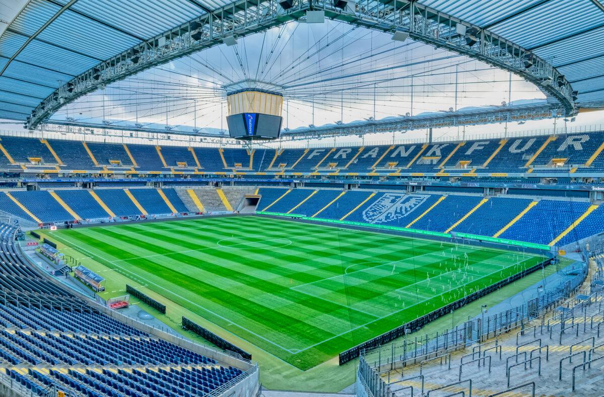Commerzbank Arena, Francoforte