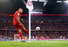 Corner Bayern Monaco
