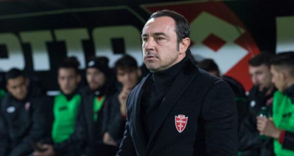 Cristian Brocchi, allenatore Monza