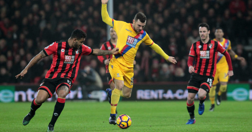 Crystal Palace-Bournemouth, Premier League