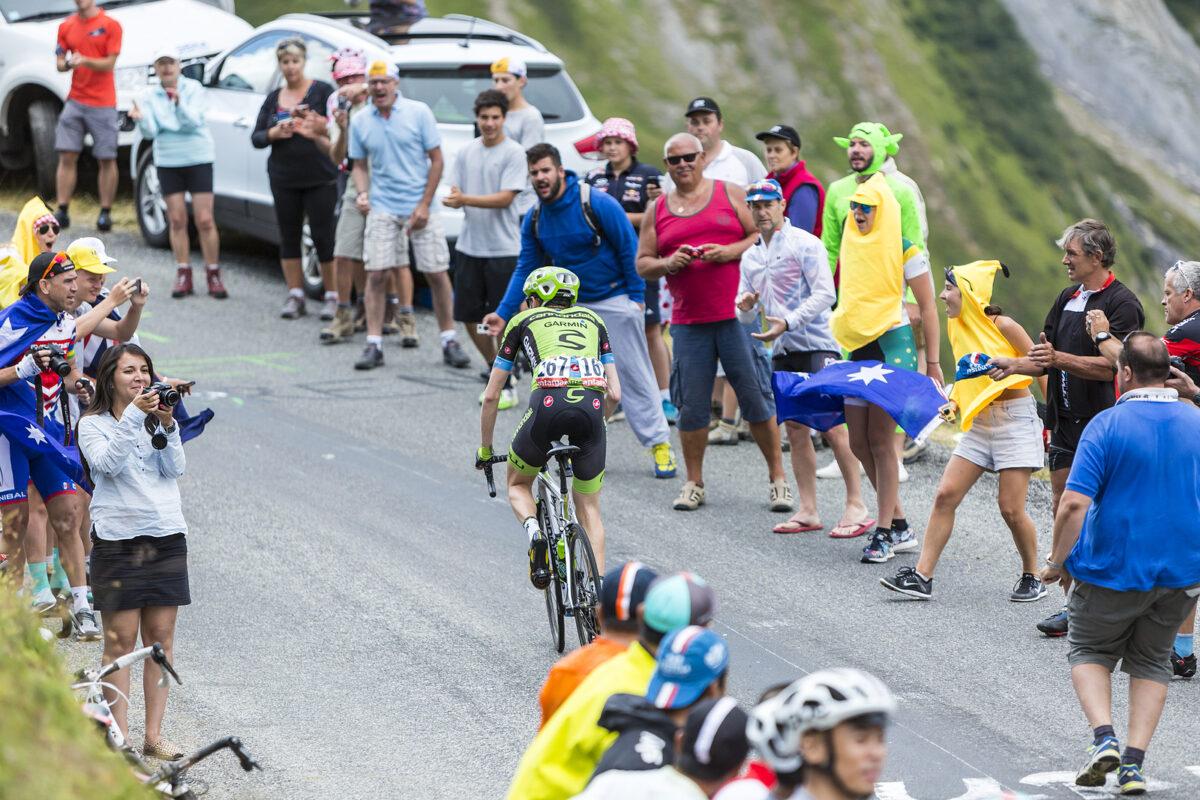 Dan Martin, Ciclismo