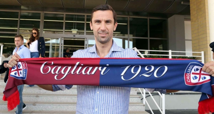 Darijo Srna, Cagliari