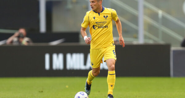 Darko Lazovic, centrocampista Verona