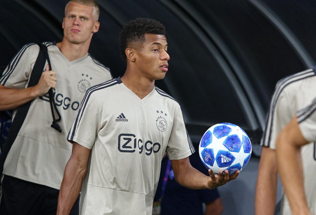 David Neres, attaccante Ajax