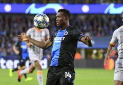 David Okereke, attaccante Club Brugge