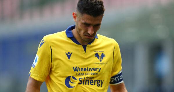 Davide Faraoni, difensore Hellas Verona