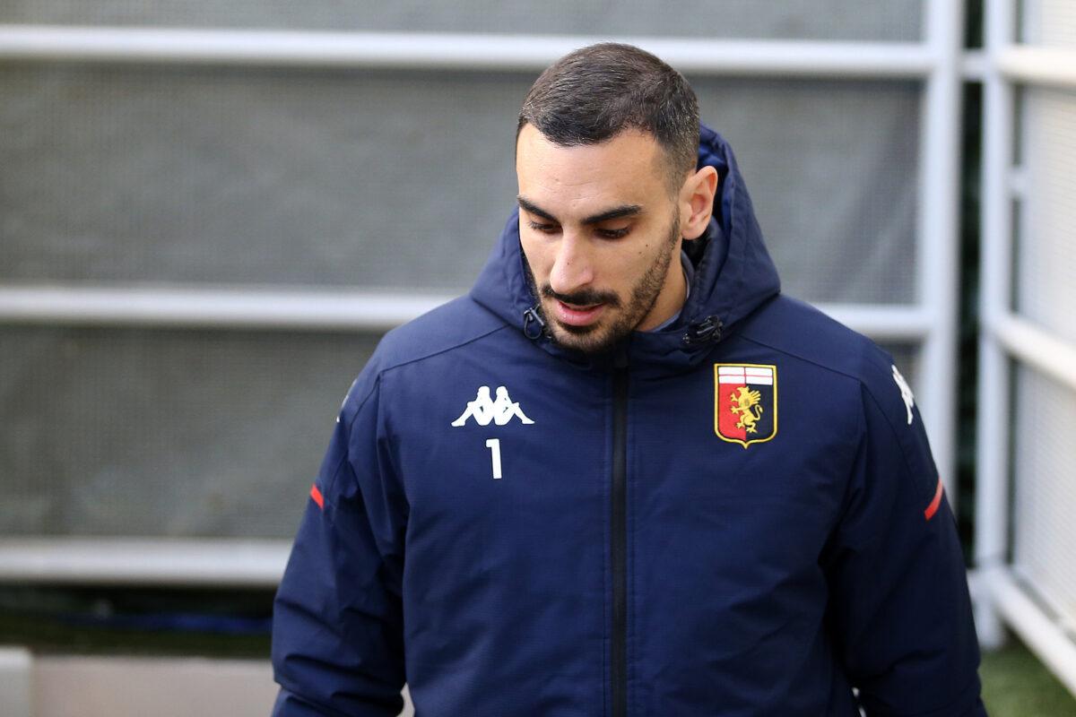 Davide Zappacosta, difensore Genoa