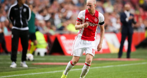 Davy Klaassen, centrocampista Ajax