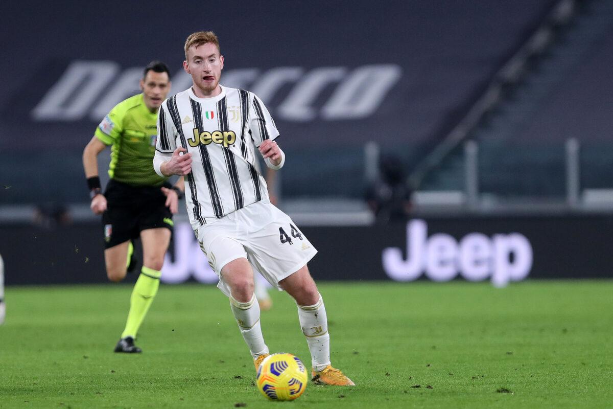 Dejan Kulusevski, centrocampista Juventus