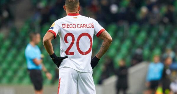 Diego Carlos, difensore Siviglia